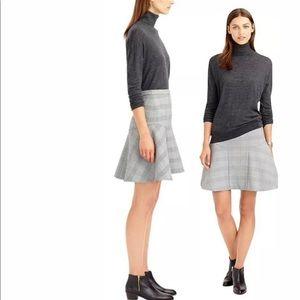 J.Crew Plaza Glen Print Skirt Sz 4